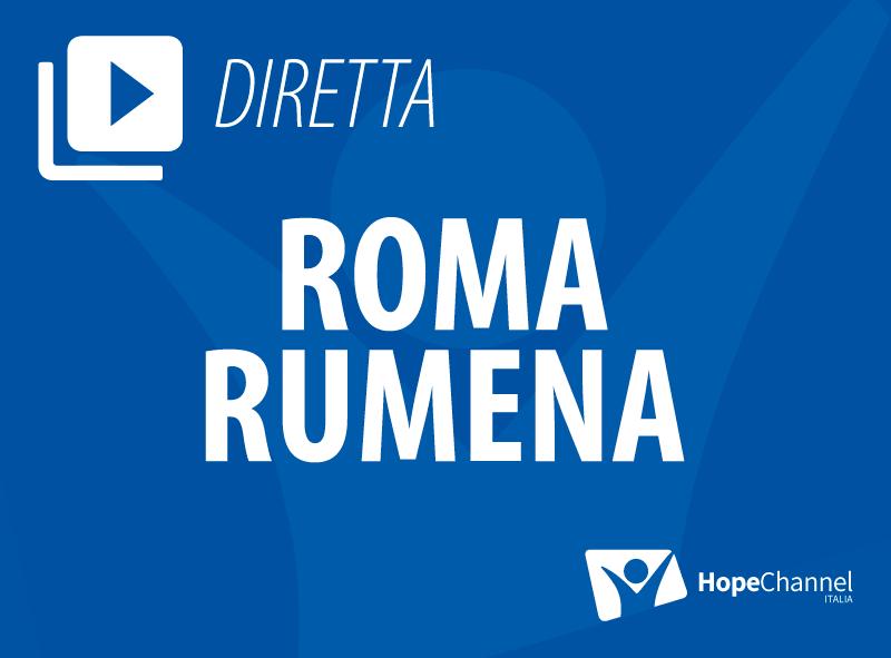 Roma Rumena Diretta