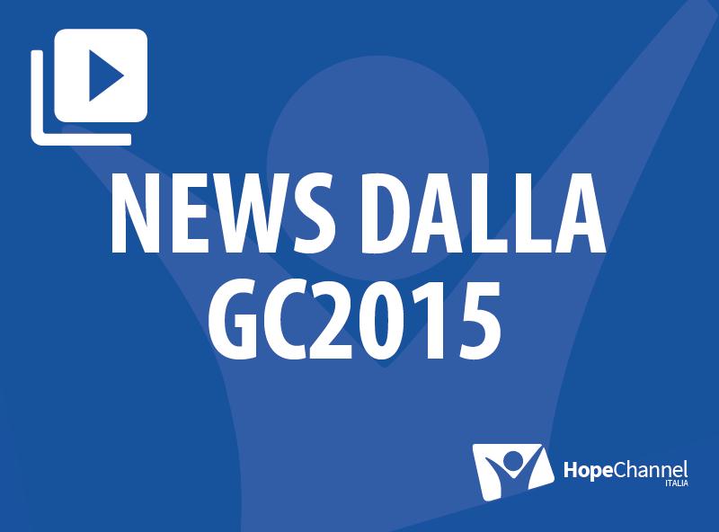 News dalla GC2015
